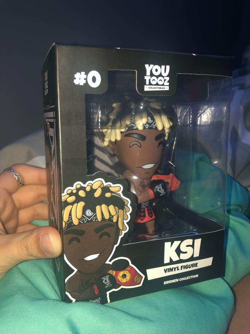 KSI limited edition youtooz