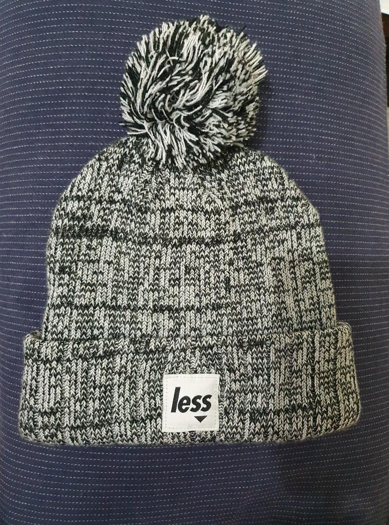 LESS針織毛帽(二手)