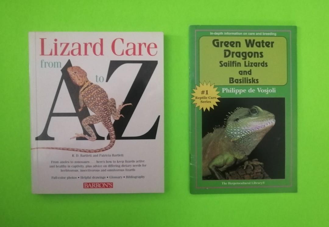 Lizard Care Books