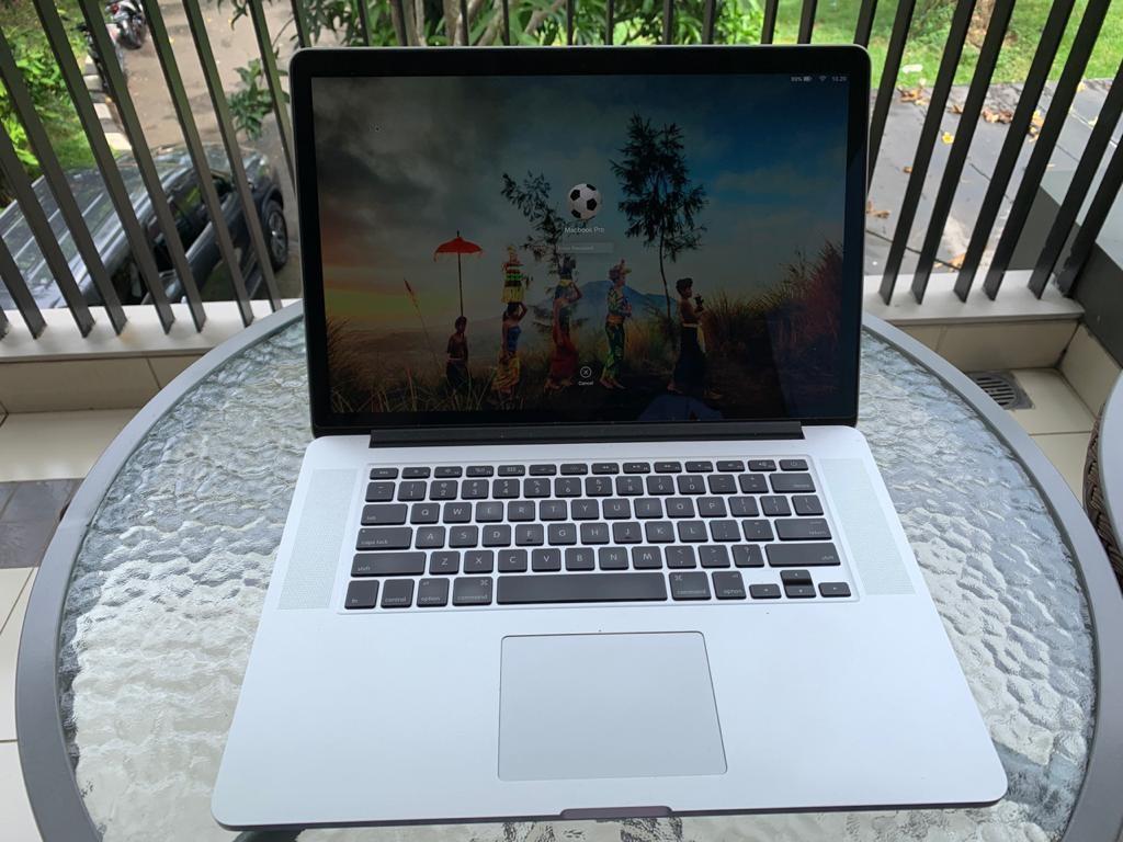 Macbook Pro 15 inch 2013