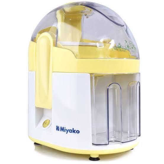 Miyako Juicer / MIYAKO juice extractor JE507 JE607
