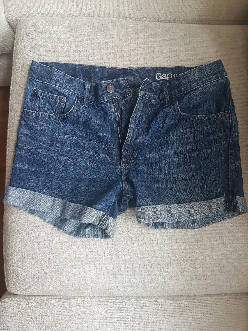 NEW Gap Denim Shorts