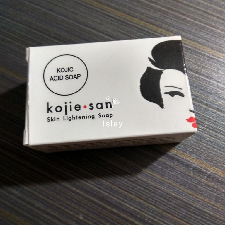 [NEW] KOJIE SAN Skin Lightening Soap (Kojic Acid Soap) 135g