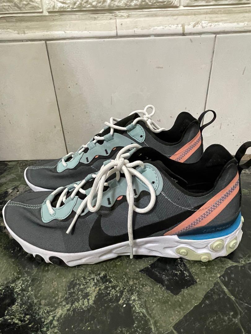 NIKE REACT ELEMENT 55 BQ6166-300 男鞋