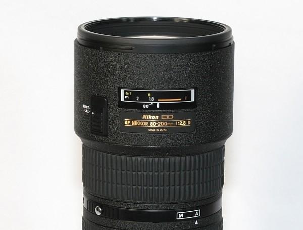 Nikon 80-200 f2.8