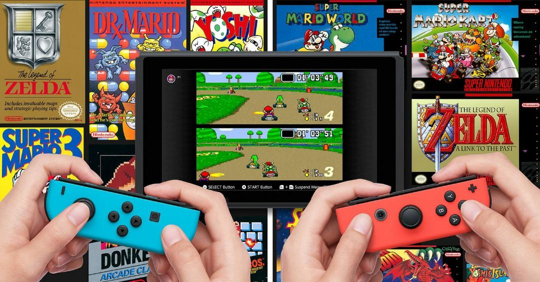 Nintendo game on sell