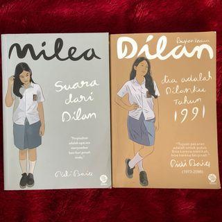novel dilan milea
