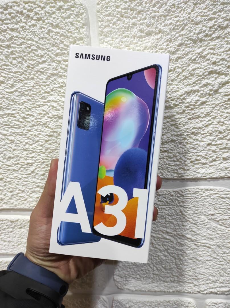 Samsung A31 6/128G