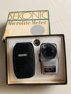 Sekonic Microlite Meter