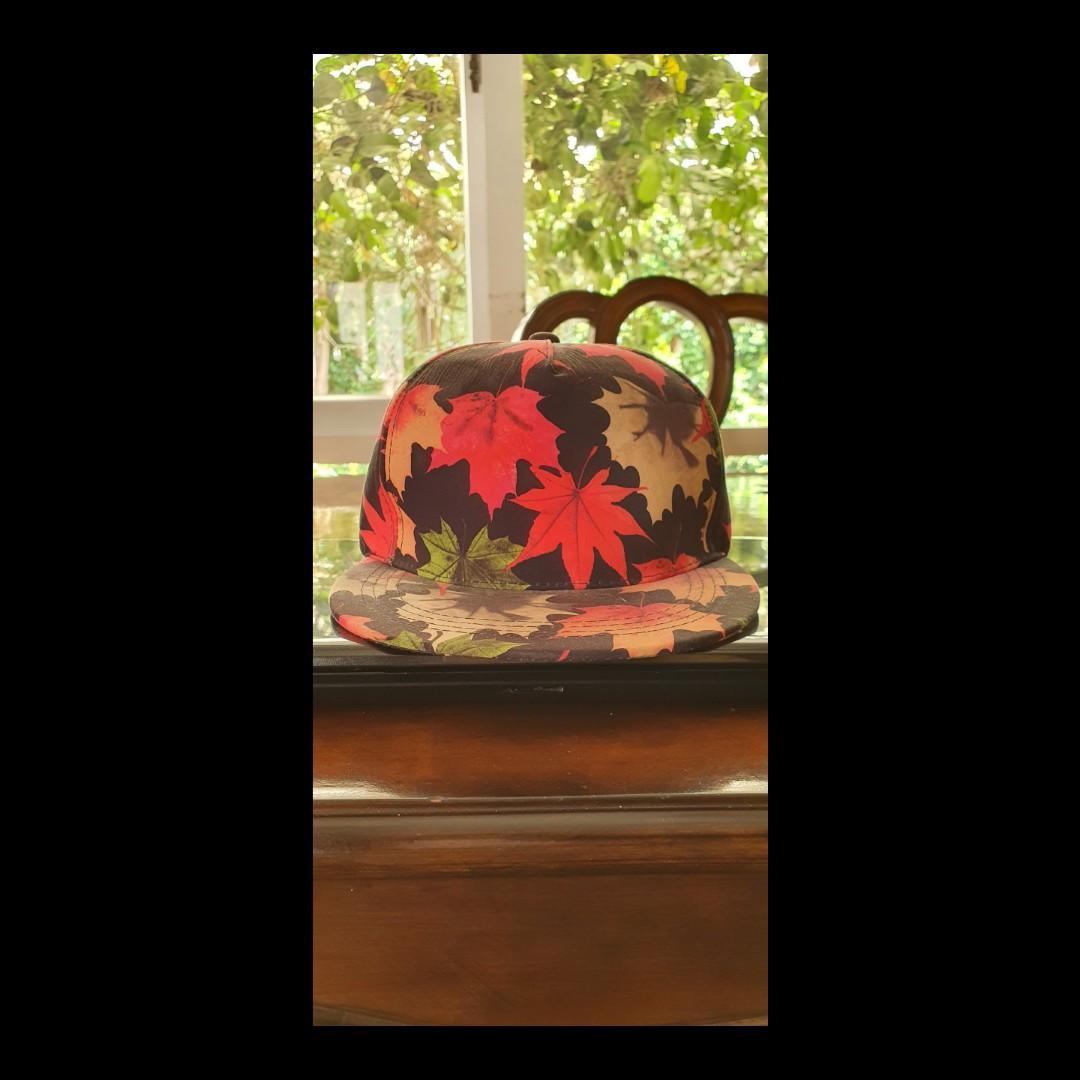 Snapback - Leaves