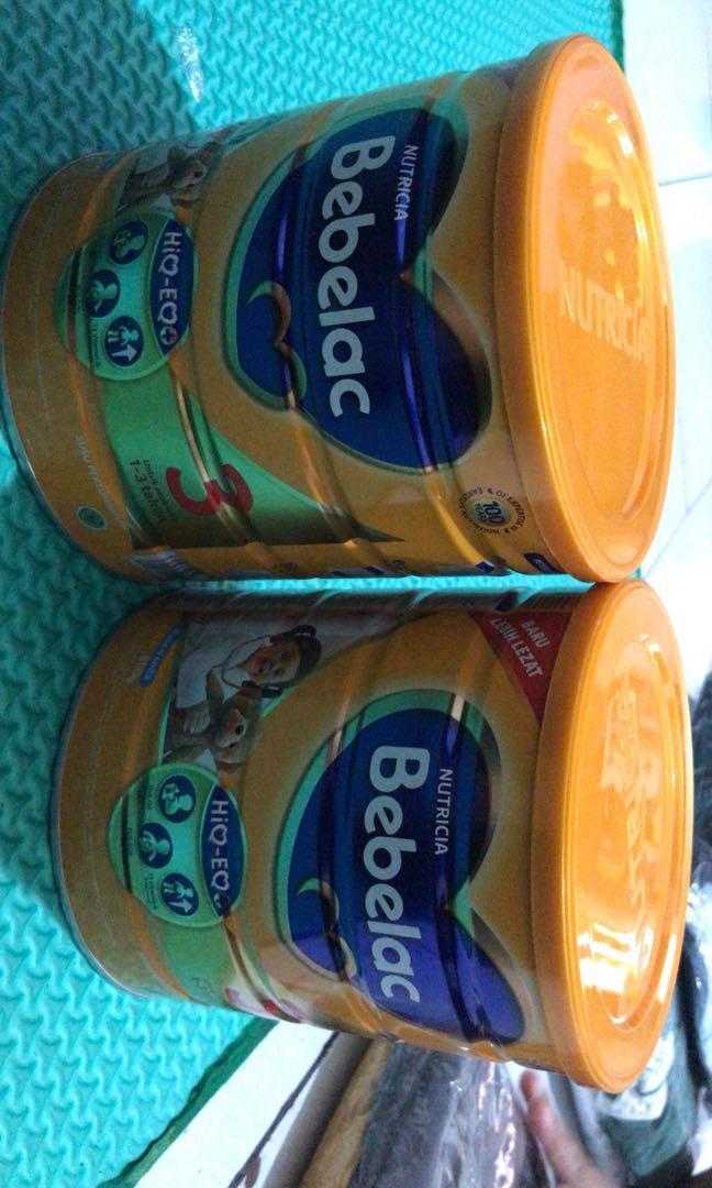 Susu bebelac 3 rasa vanilla