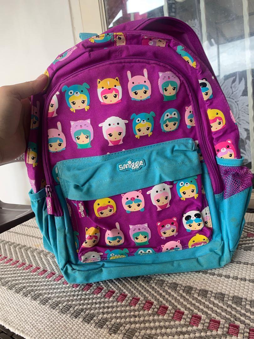 Tas Smiggle Backpack