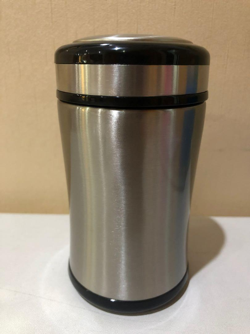 BNIB Termos saringan teh / tea filter insulated container