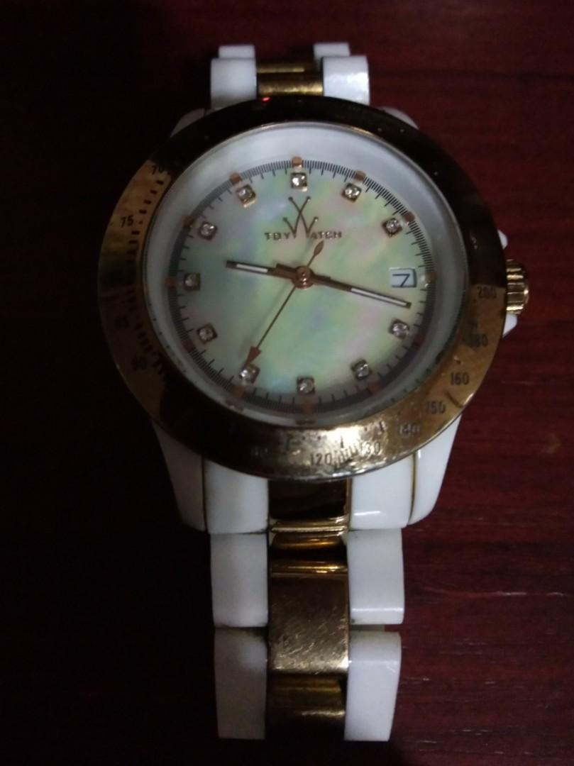 金色Toy watch手錶