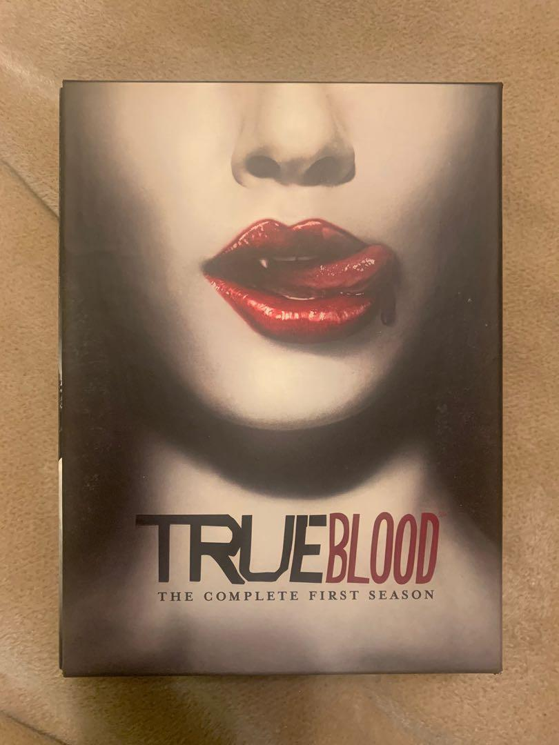 True Blood- the complete first season