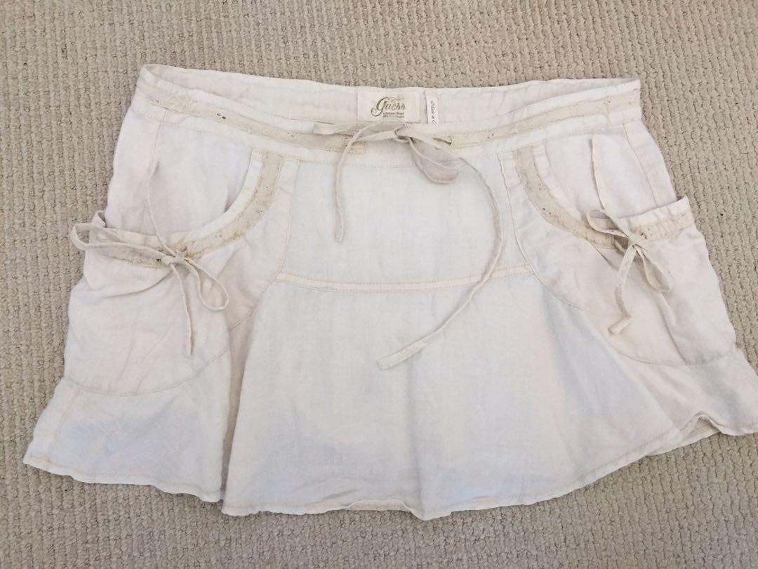 Vintage Linen Guess Mini