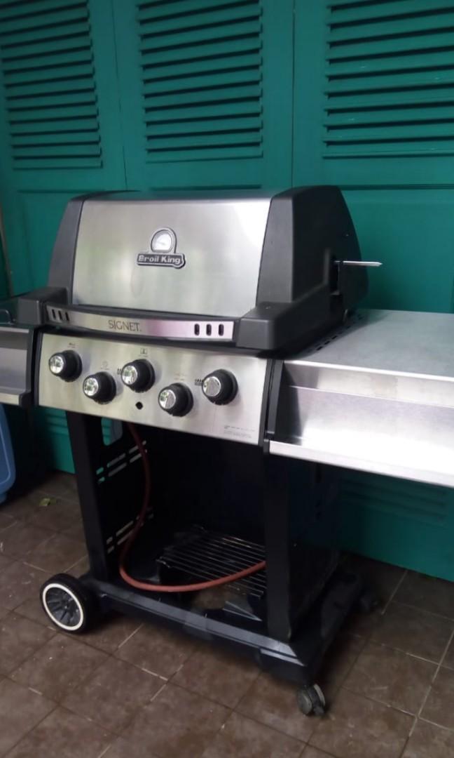Weber Gas BBQ Grill 5 Burn
