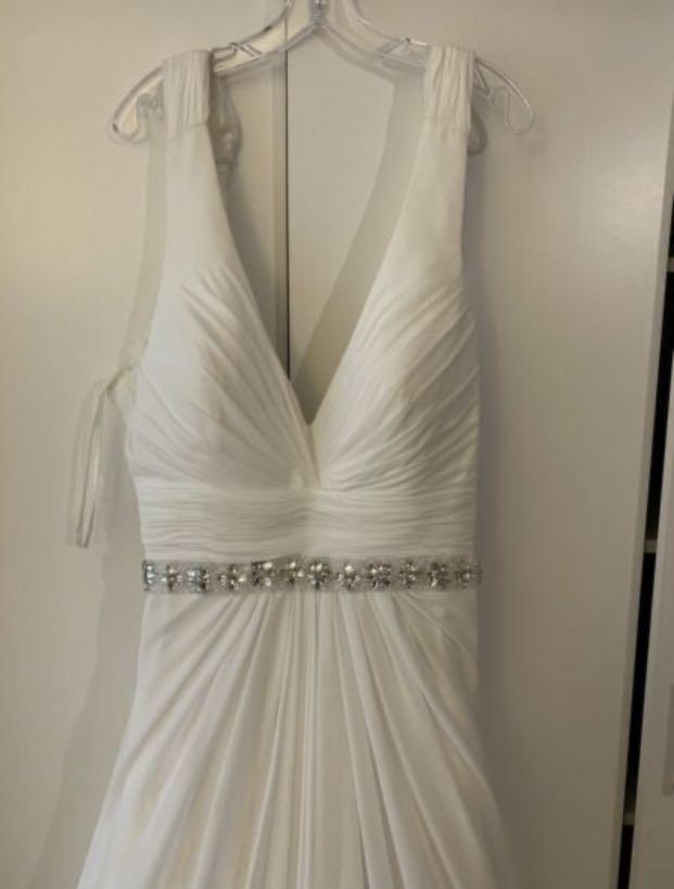 Wedding Dress Size 18