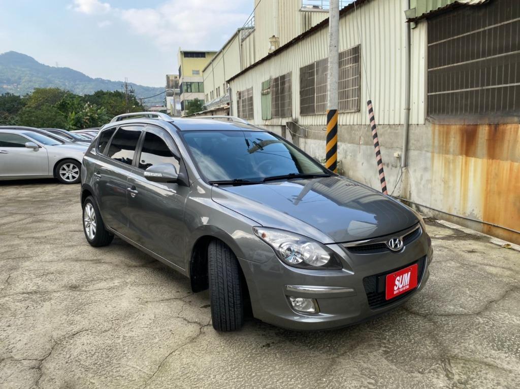 😍2012 Hyundai i30 CW 1.6 柴油旗艦型😍