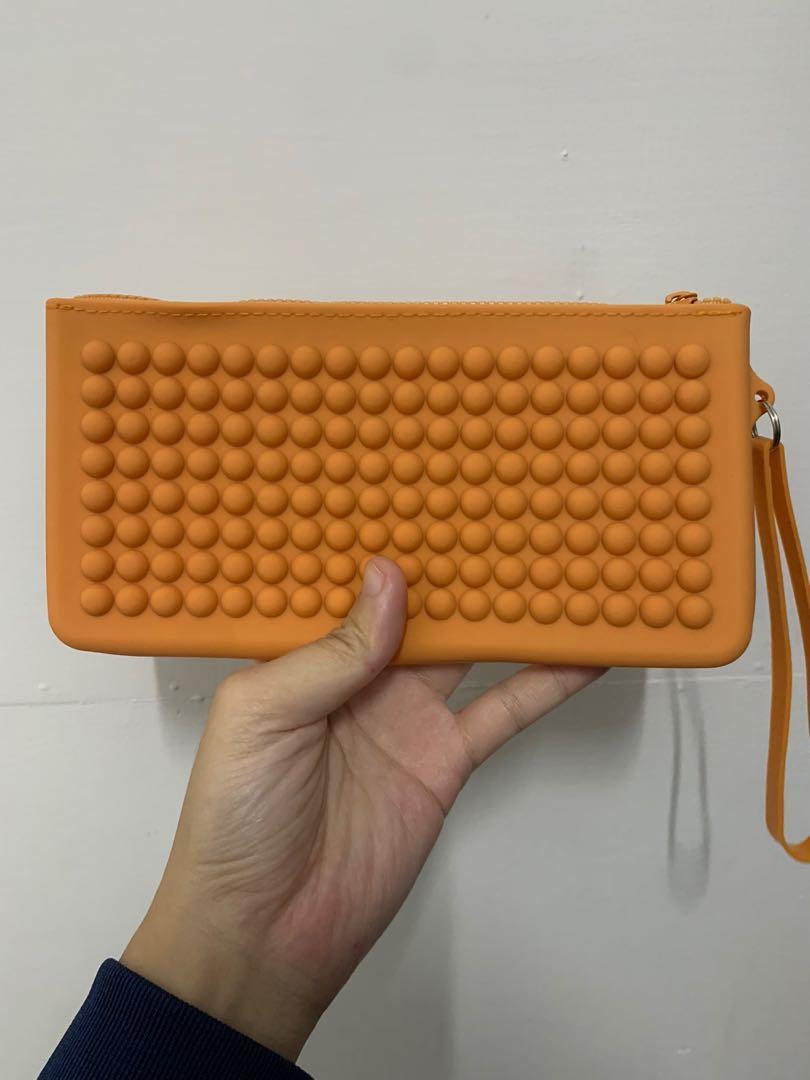 小橘包(錢包/筆袋)