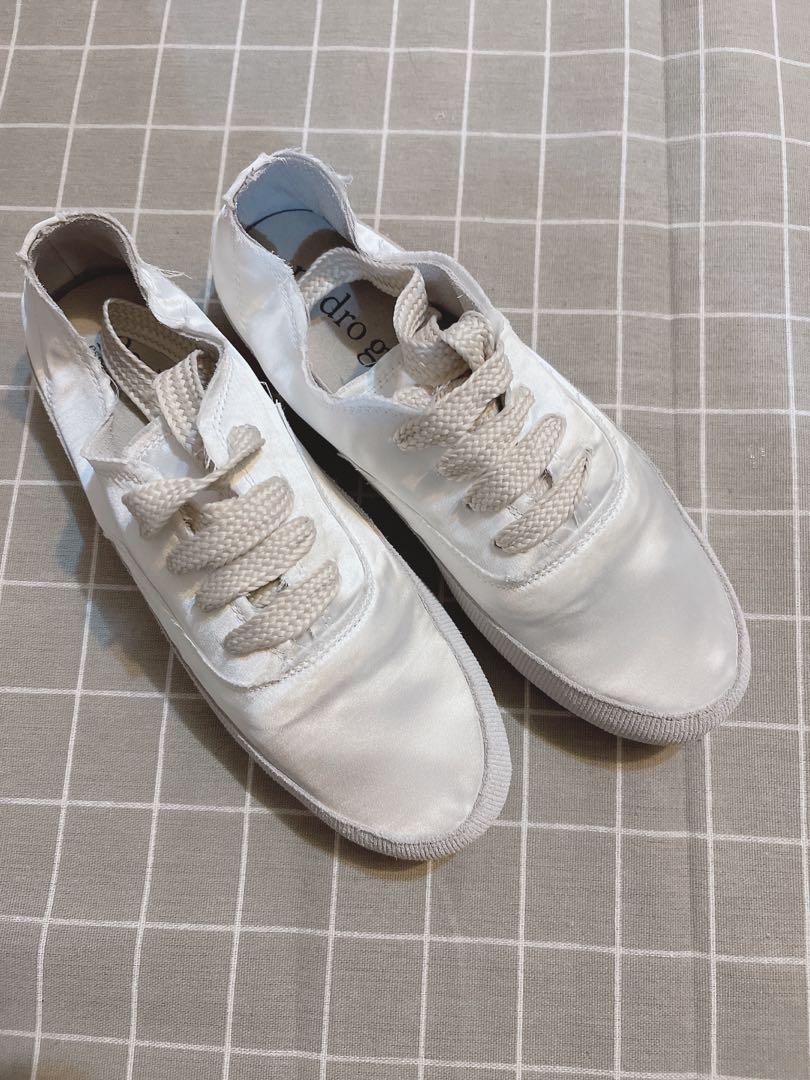 西班牙真絲髒髒鞋