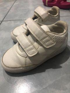 Adidas ortholite triple white