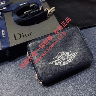 AIR DIOR x JORDAN 限量聯名系列  男士HOMME相機包 可分24期