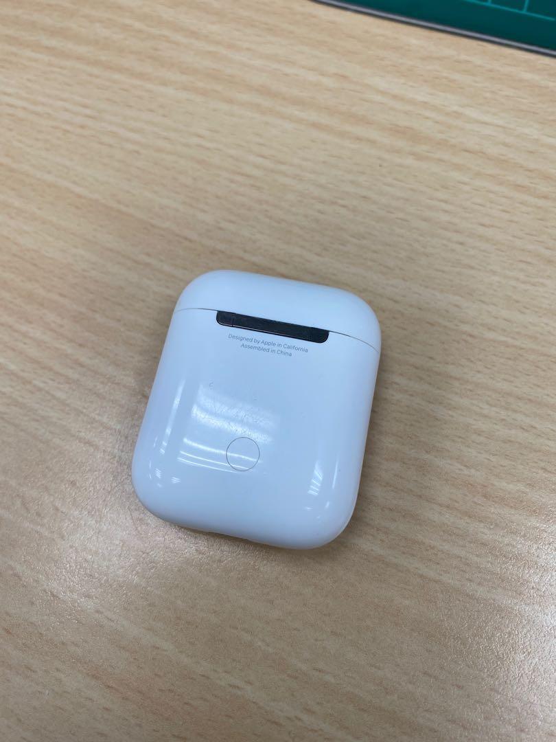 二手-airpods二代有線充電盒與左耳