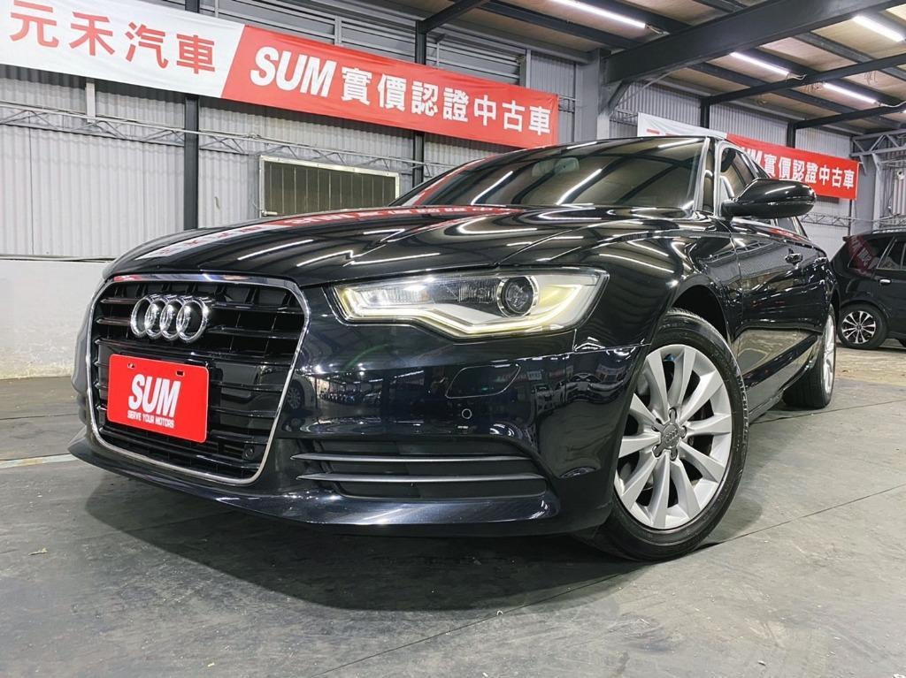 Audi A6 2.0黑
