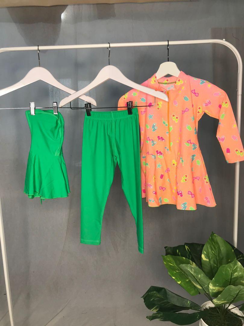 Baju Renang Anak Motif