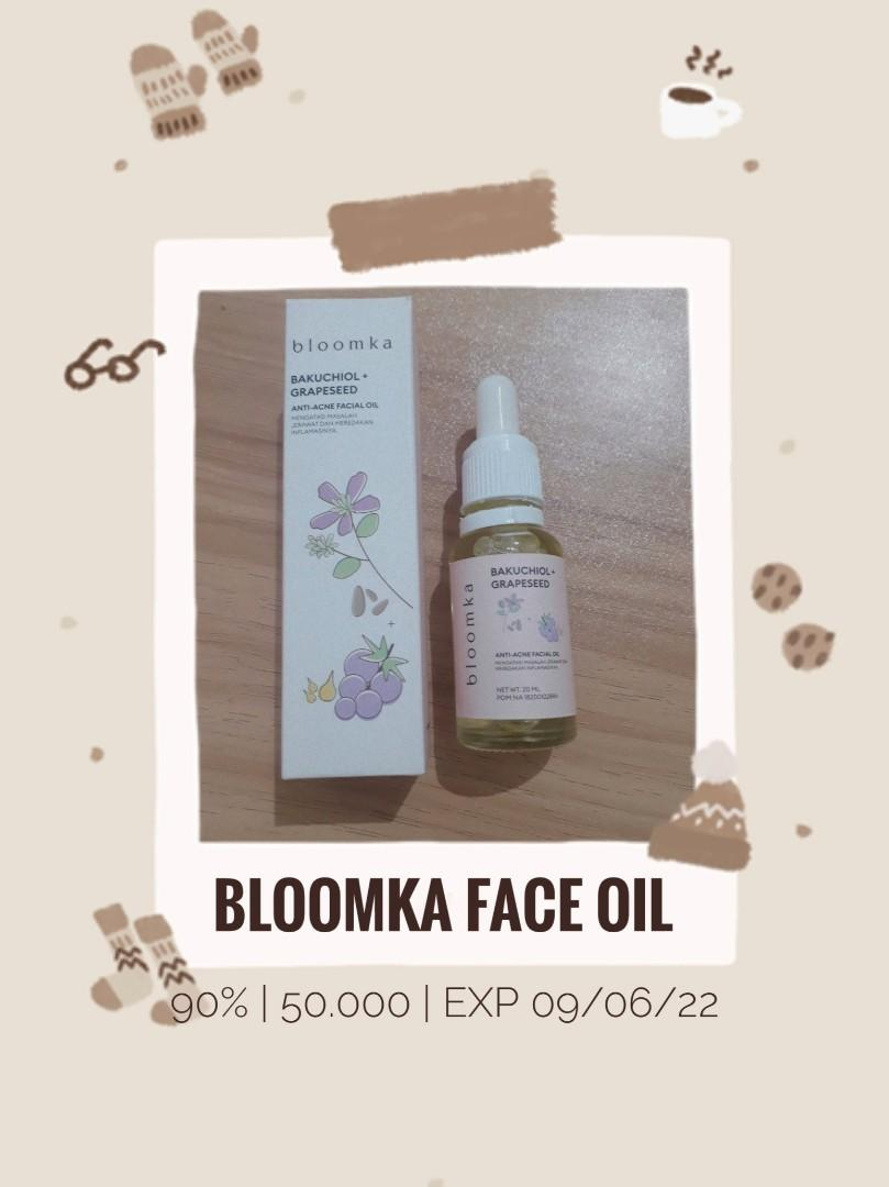 Bloomka bakuchiol & grapeseed oil
