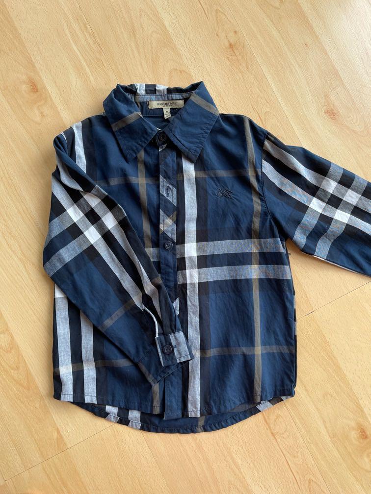 Burberry Shirt blue