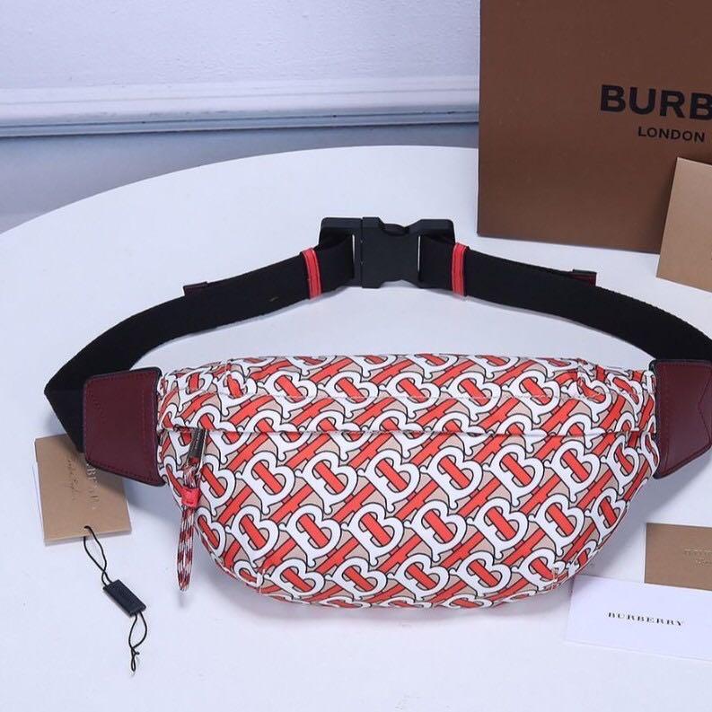 burberry waist bag original factory outlet