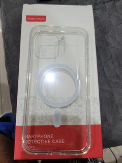 Carkoci iPhone 12 pro max magsafe clear case