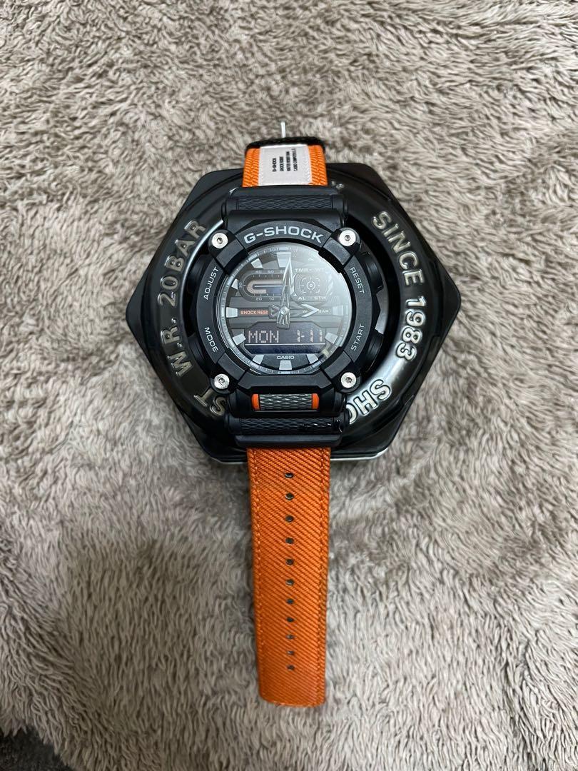 CASIO G-SHOCK 個性運動錶 GA-900C