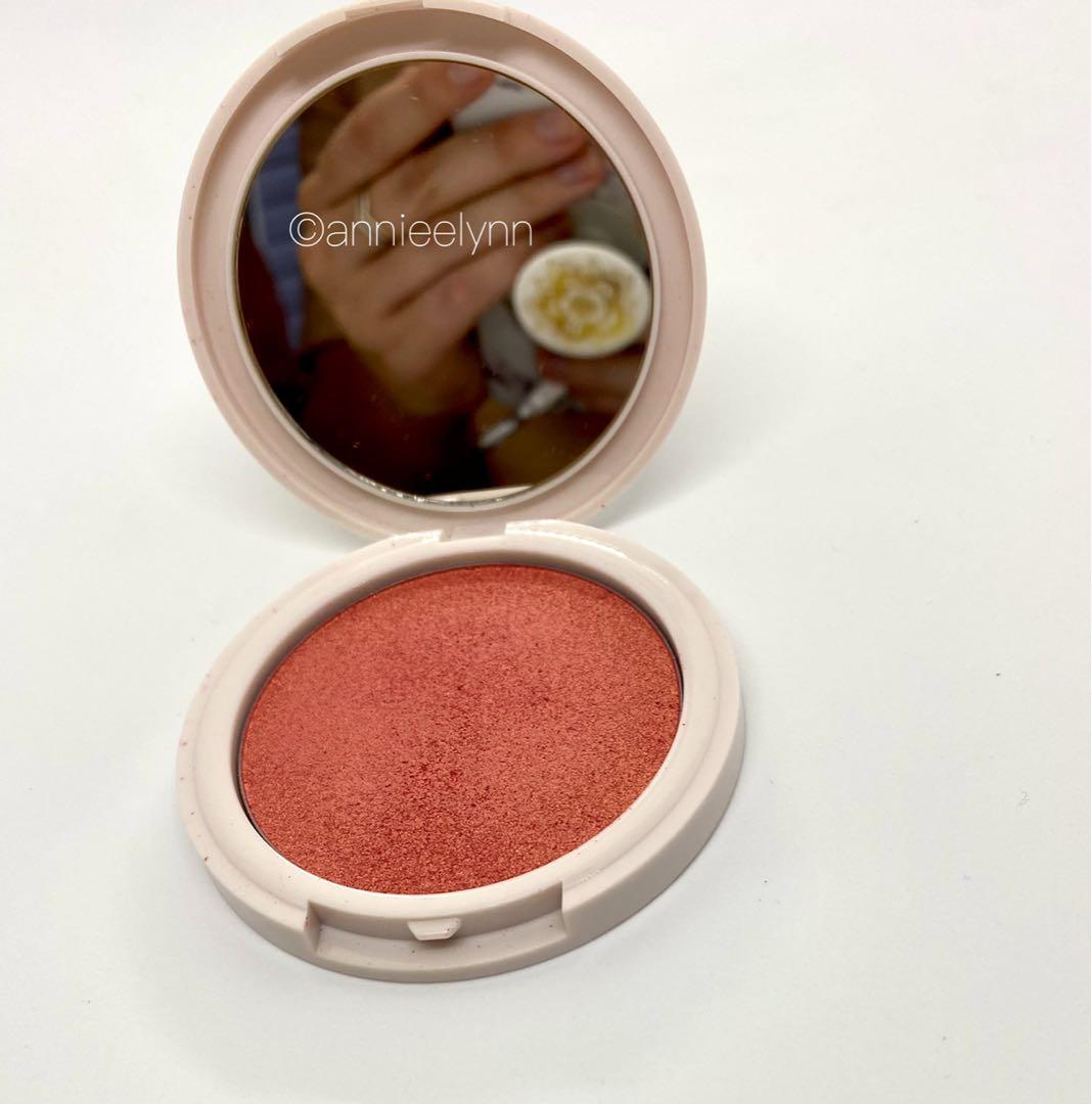 Coloured Raine Focal Point Glowlighter in Just Peachy