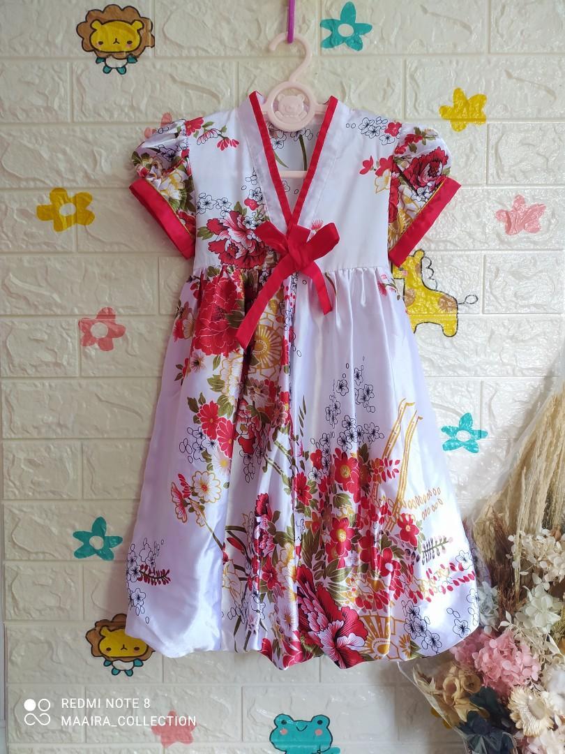 Dress Anak uk 3-4th