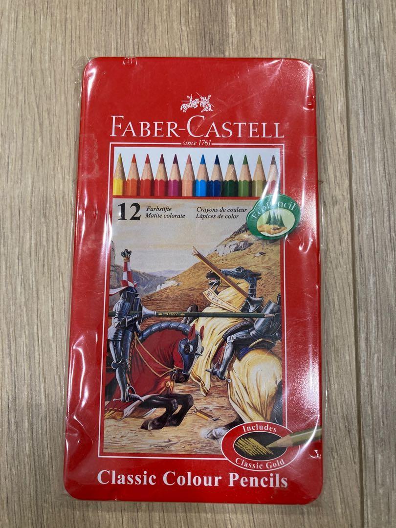全新*FABER  12色色鉛筆