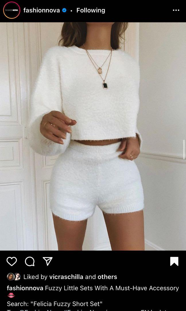 Fashion Nova cozy set