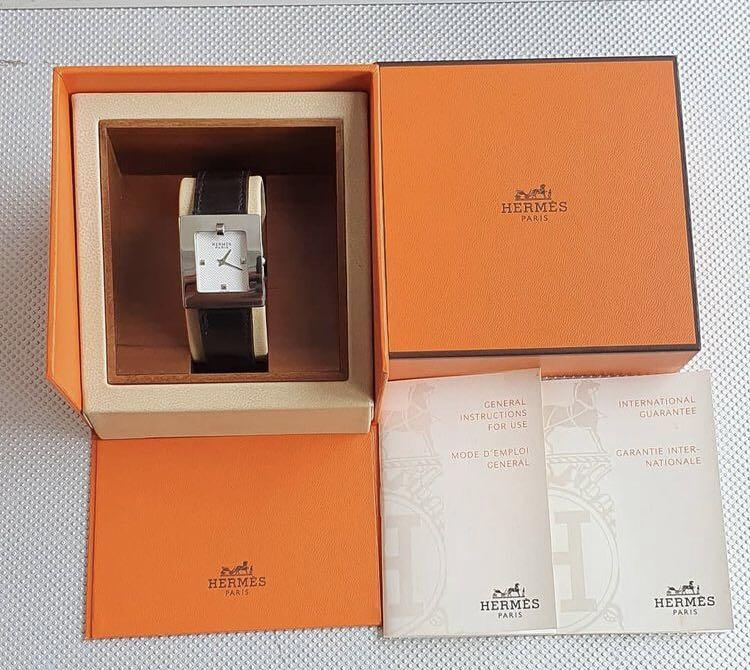 Hermes watch original