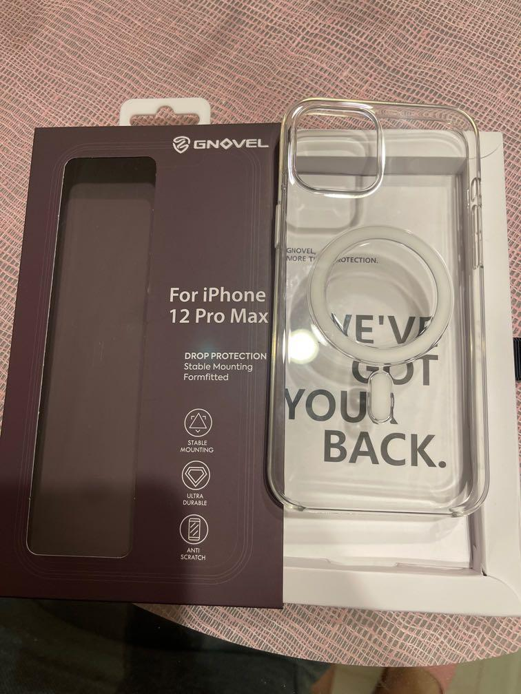 I phone 12 pro Max透明手機殻,9.9新