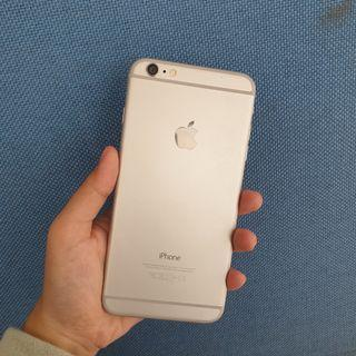 I Phone 6 plus Silver second