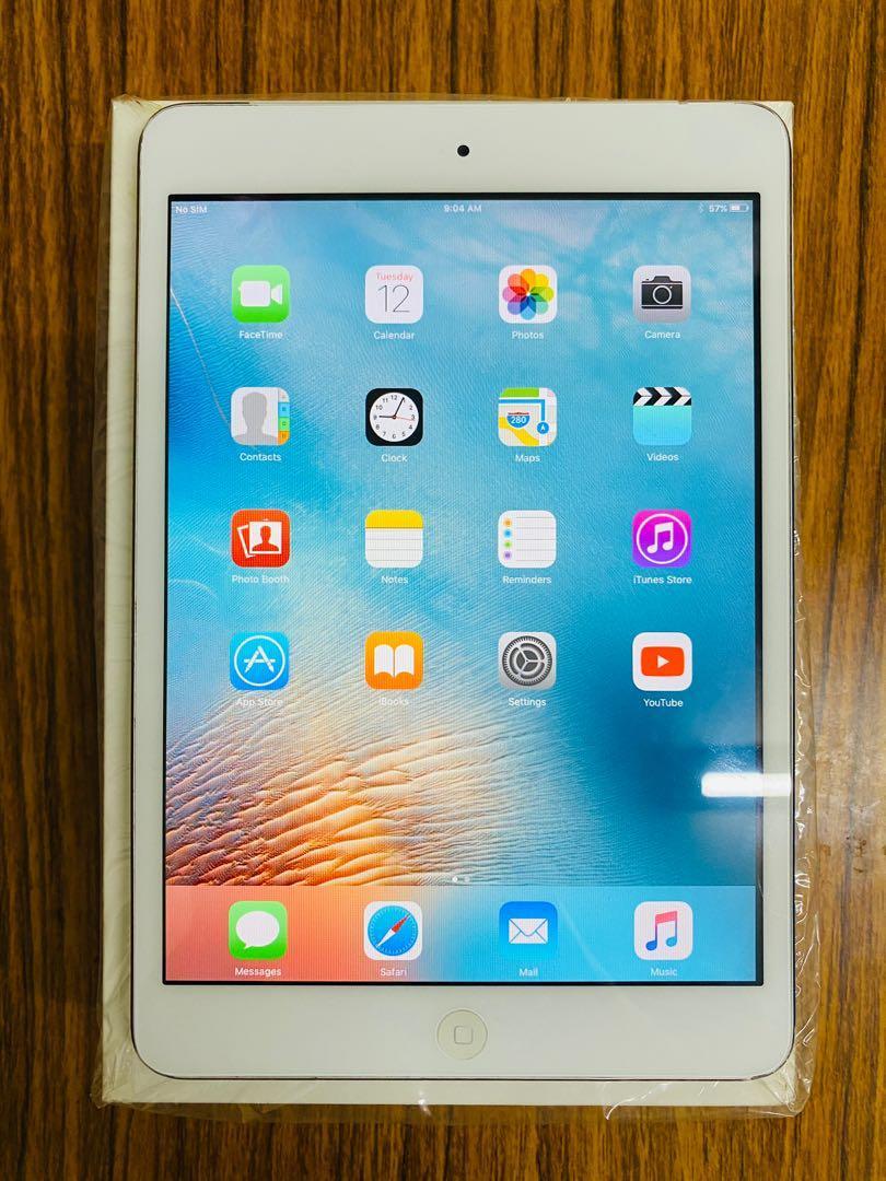 Ipad mini 16gb WiFi/Sim