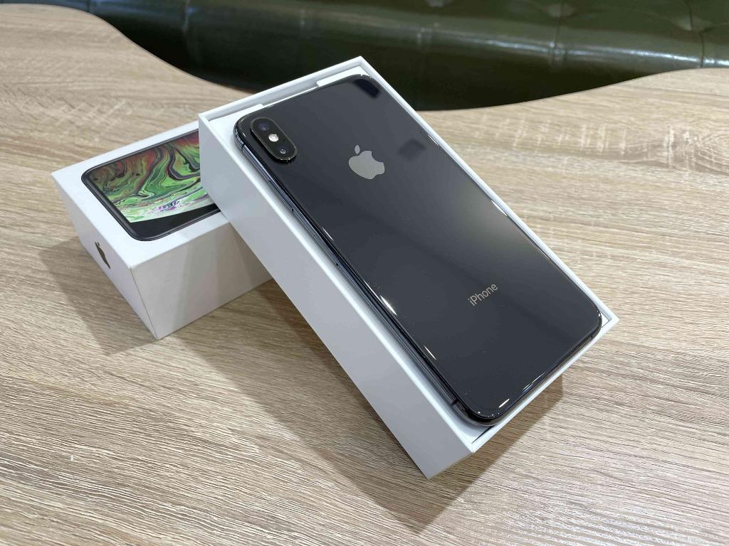 iPhoneXs Max 256G 太空灰色 只要12900 !!!
