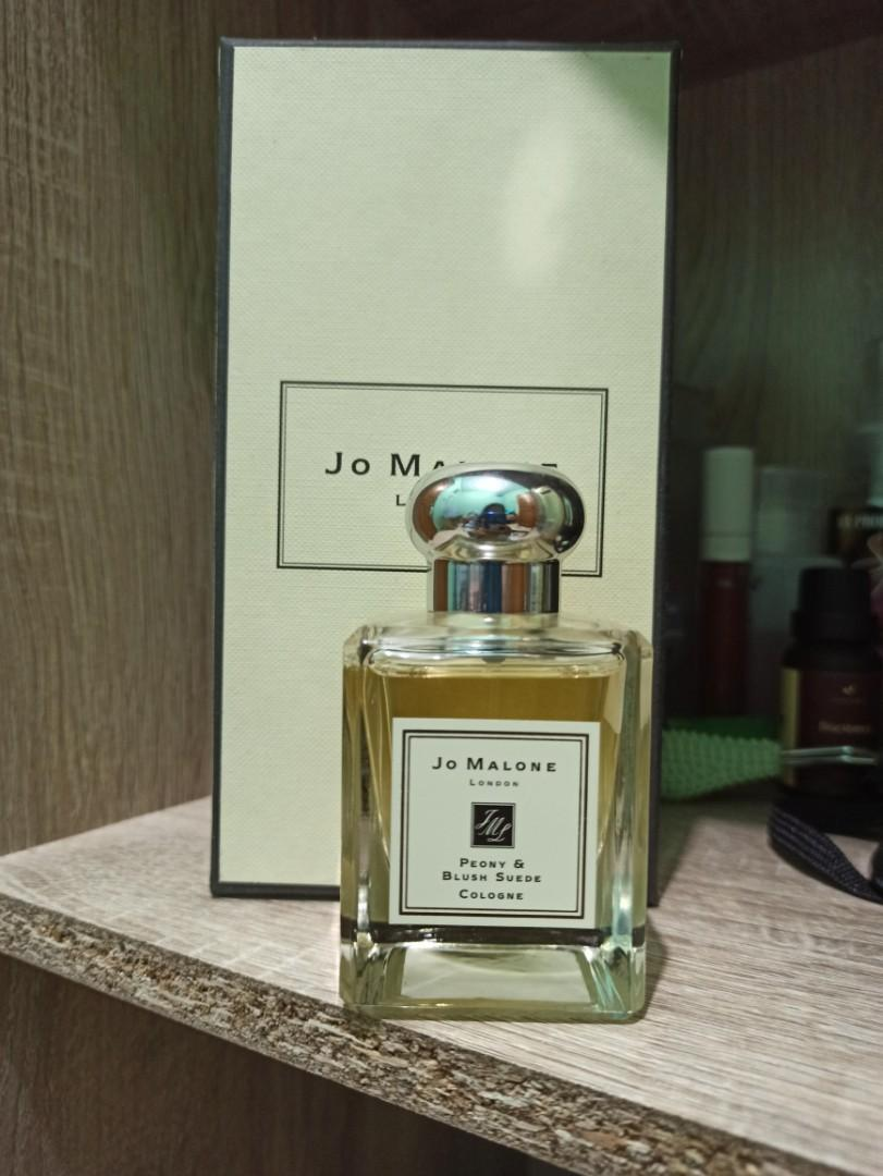 Jo Malone Perfume Peony and Blush Suede