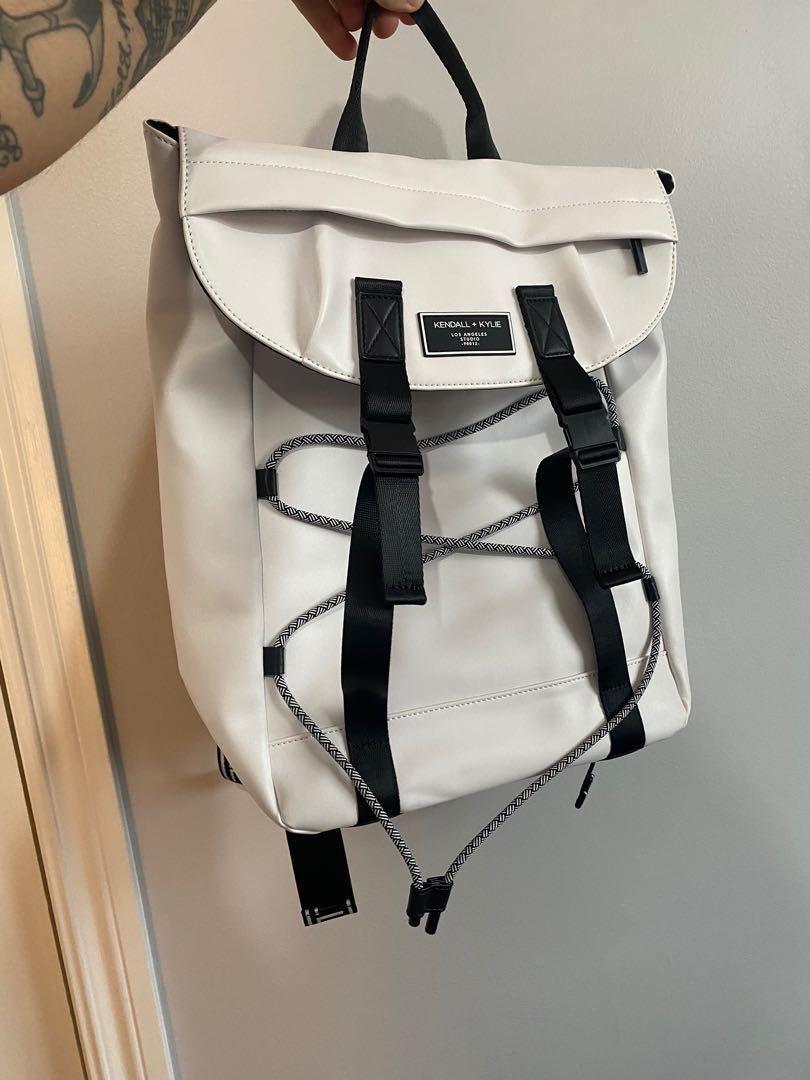 Kendall & Kylie leather backpack