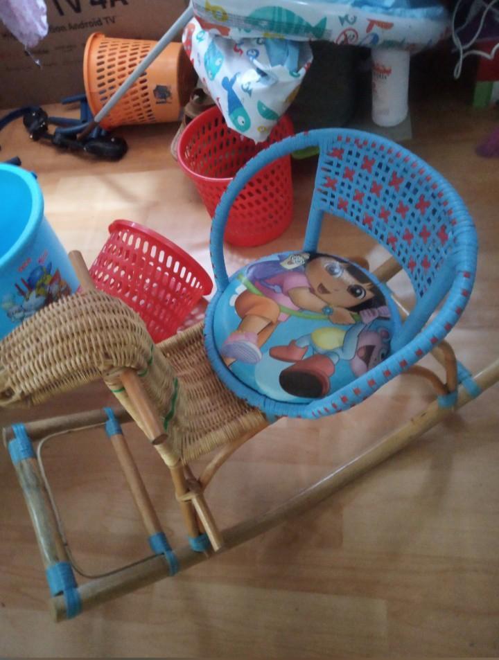 Mainan Kuda Kudaan Anak