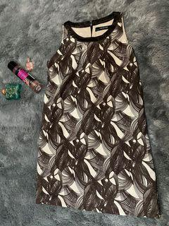 Minimal Silk Dress