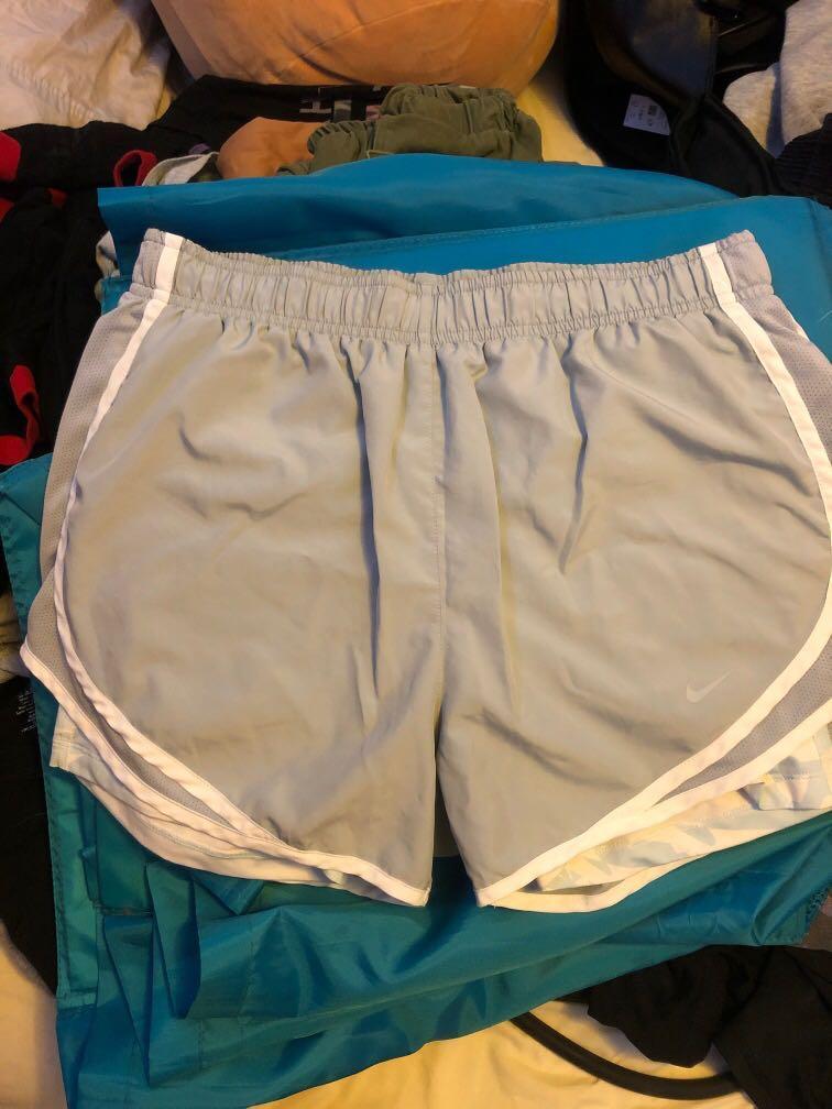 Nike Athletic Shorts w/ cycling shorts