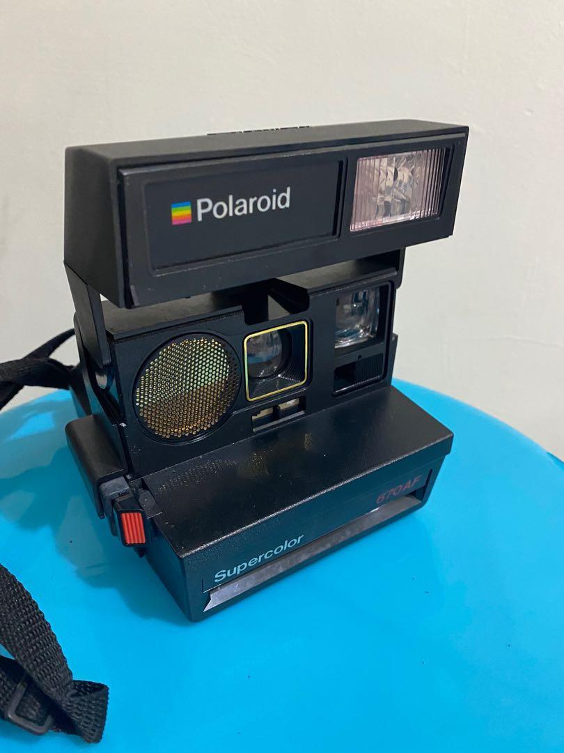 拍立得polaroid寶麗萊相機